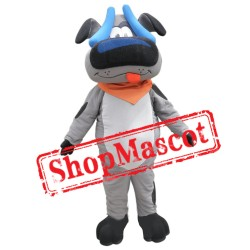 High Quality Funny Dog Mascot Costume