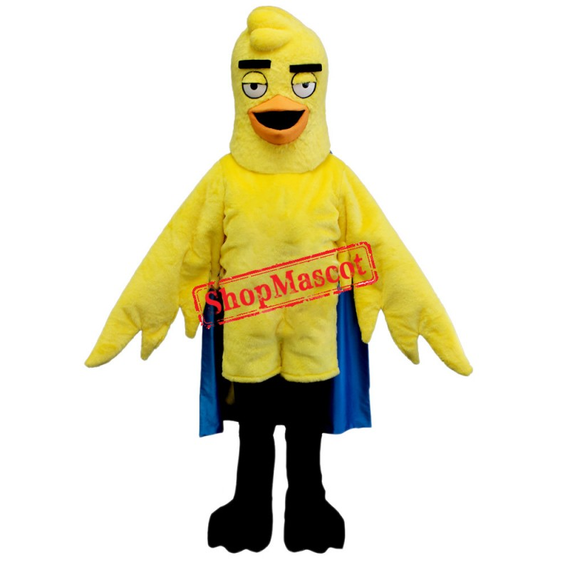 School Duck Mascot Costume Free Shipping