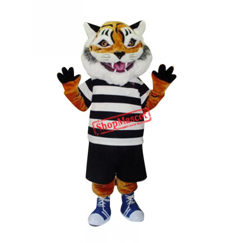 University Tiger Mascot Costume Free Shipping
