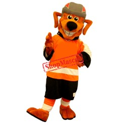 Power Sport Dog Mascot Costume