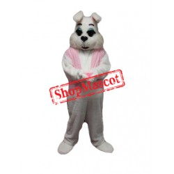 Top Quality Rabbit Mascot Costume Free Shipping