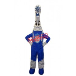 High Quality Toothbrush Mascot Costume