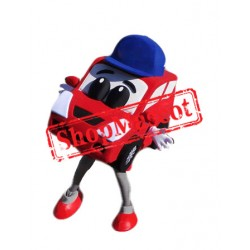 Cute Car Mascot Costume