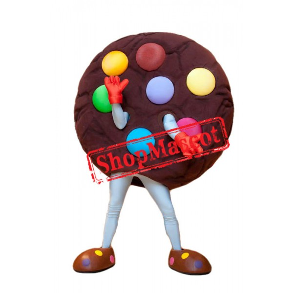 Top Quality Cookie Mascot Costume
