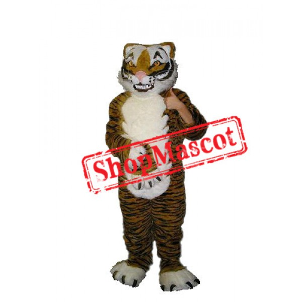 Top Quality Tiger Mascot Costume Free Shipping
