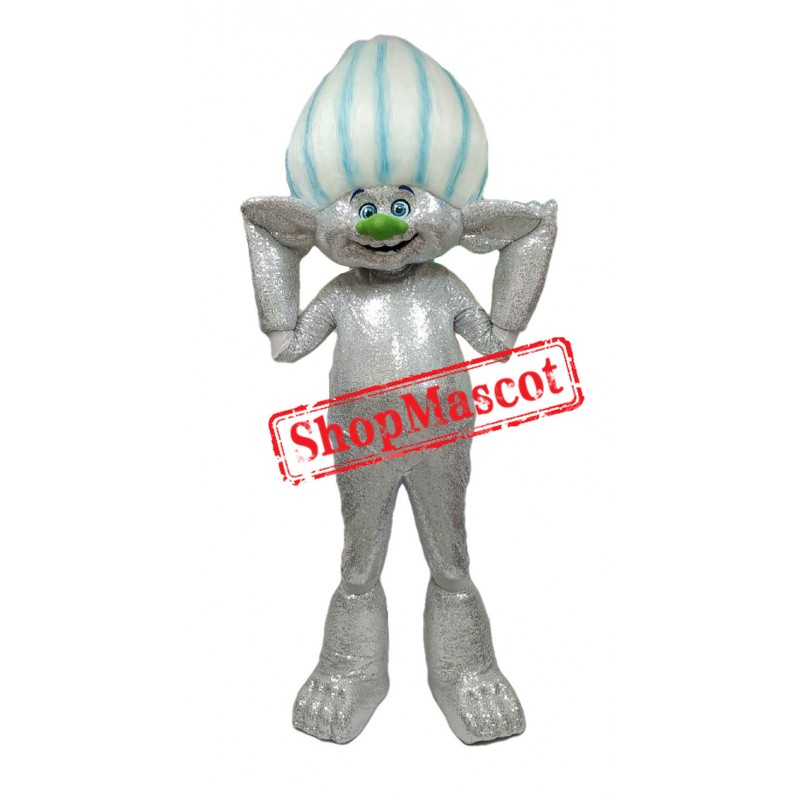 Troll The Diamond Mascot Costume