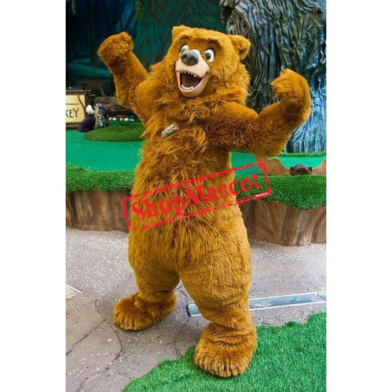 Happy Bear Mascot Costume Free Shipping