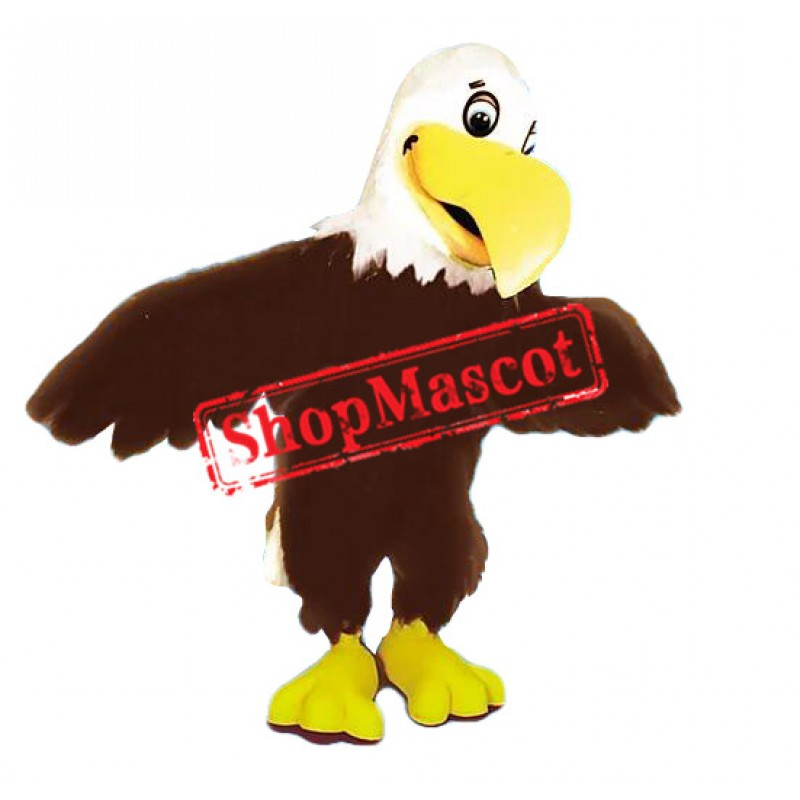 Lovely Eagle Mascot Costume Free Shipping