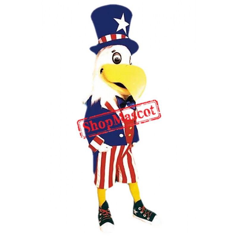 Lovely American Eagle Mascot Costume