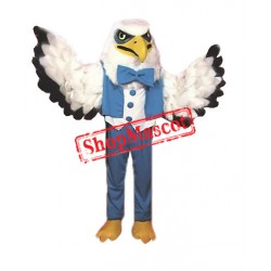 Handsome Eagle Mascot Costume