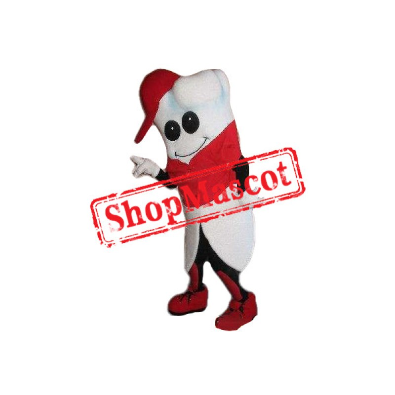 Top Quality Tooth Mascot Costume