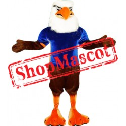 Fighting Eagle Mascot Costume
