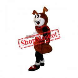 Brown Ant Mascot Costume