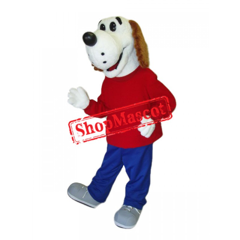 Rescue Dog Mascot Costume