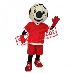 Sport Football Man Mascot Costume