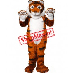 High Quality Tiger Mascot Costume Free Shipping