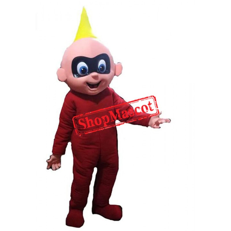 Baby Jack The Incredibles Mascot Costume