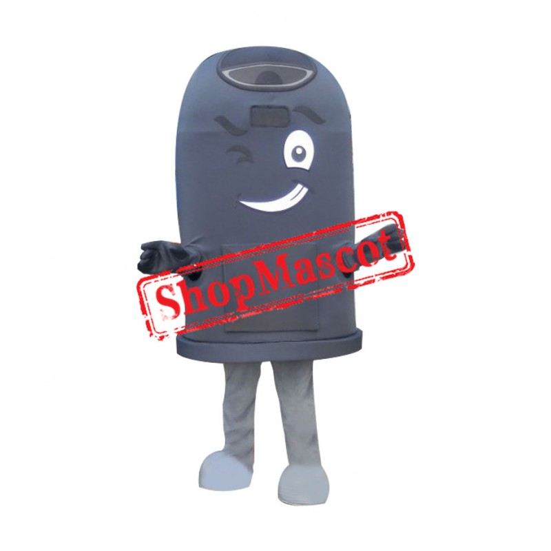 Happy Bin Mascot Costume