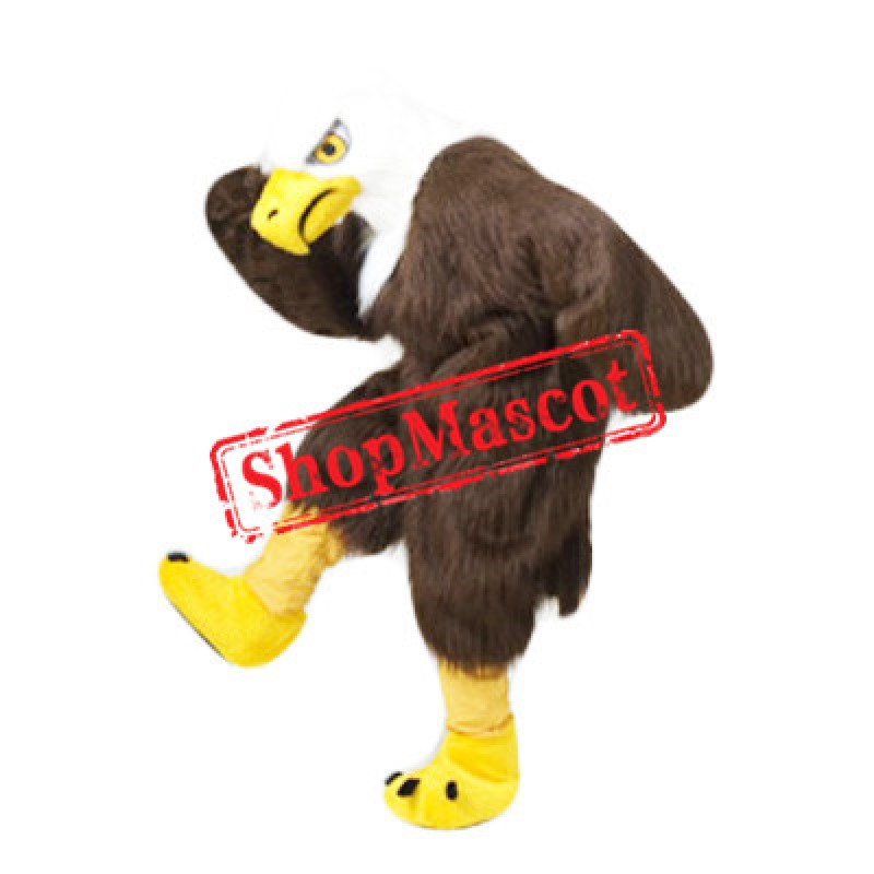 Fighting Eagle Sam Mascot Costume