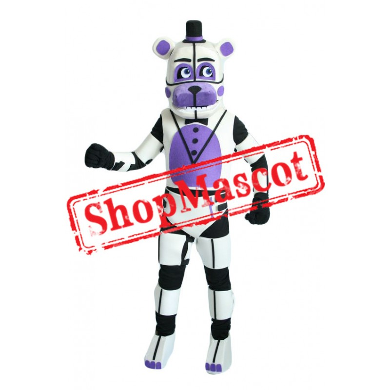 Five Nights at Freddy's  Freddy Fazbear Mascot Costume