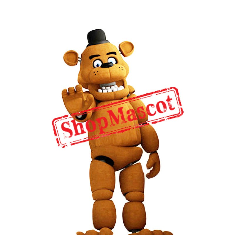 Five Nights At Freddy's Toy Easter Bonnie Mascot Costume