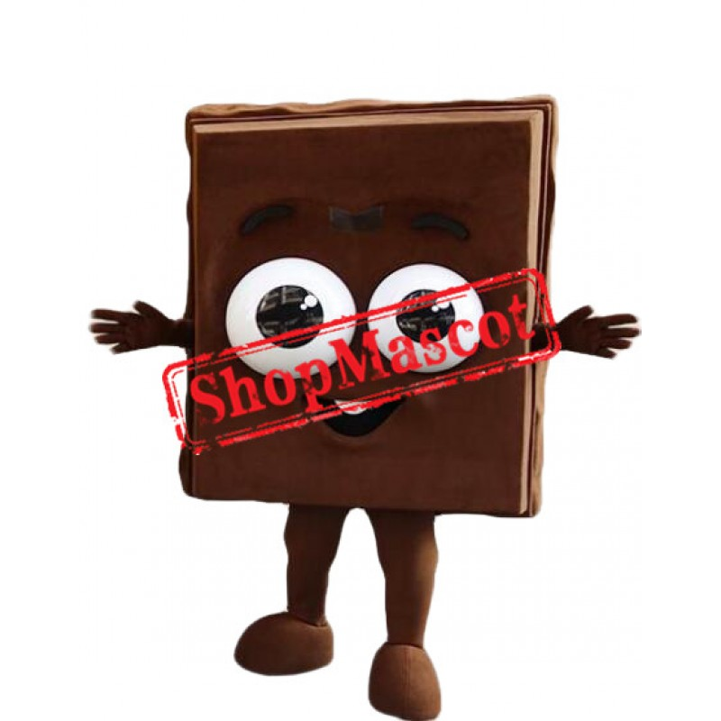 Happy Chocolate Mascot Costume