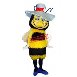 Fashionable Bee Mascot Costume