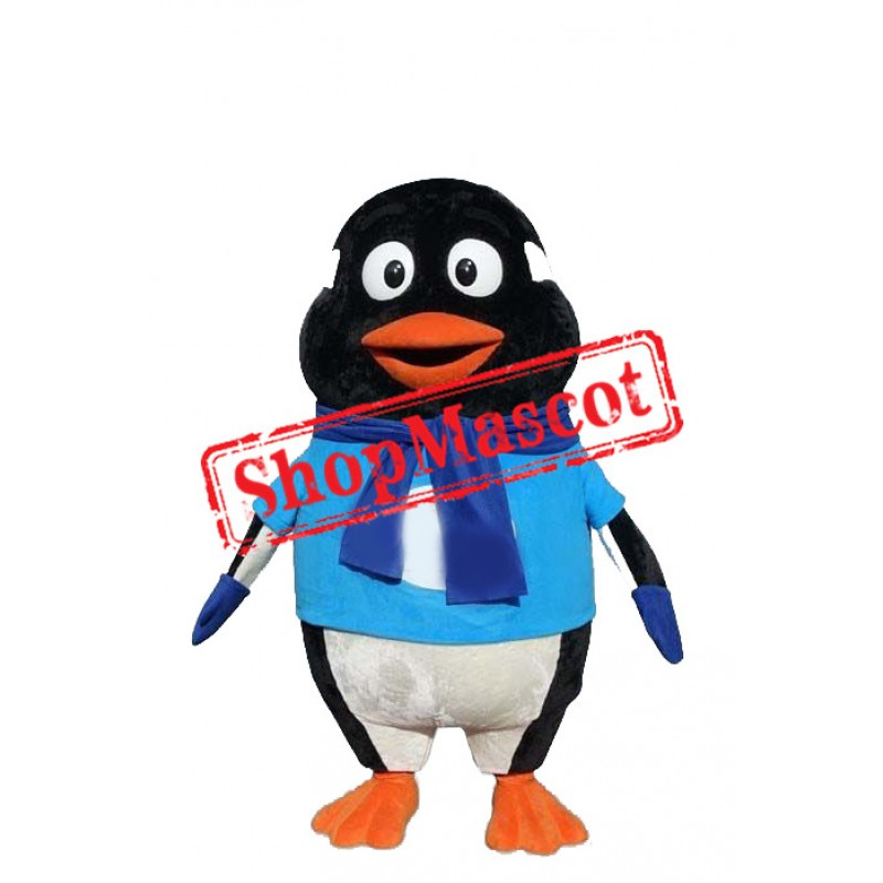 Super Lovely Penguin Mascot Costume