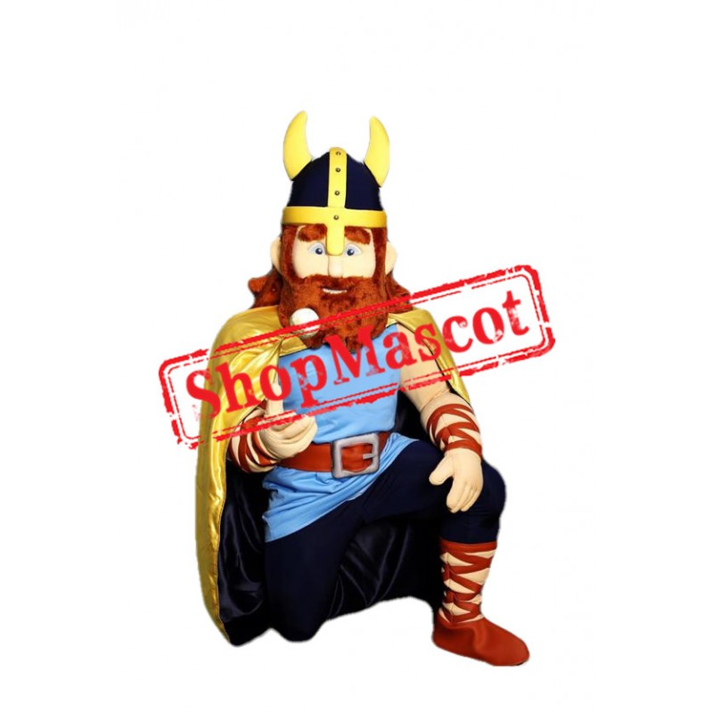 Sport College Viking Mascot Costume