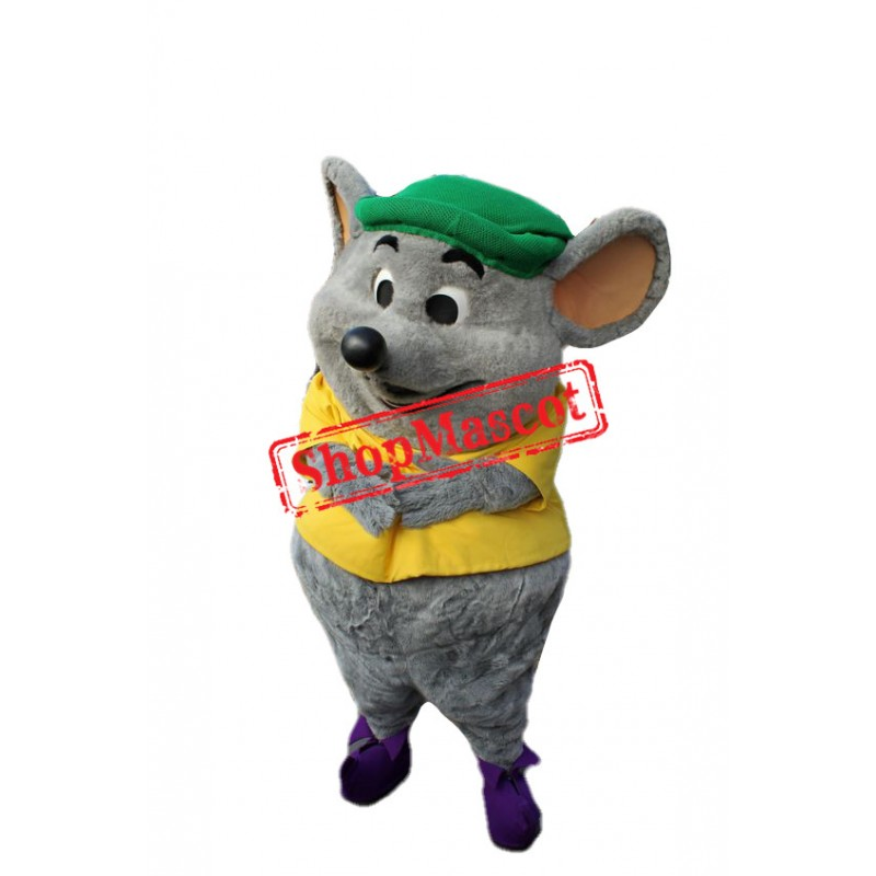 Fat Mouse Mascot Costume