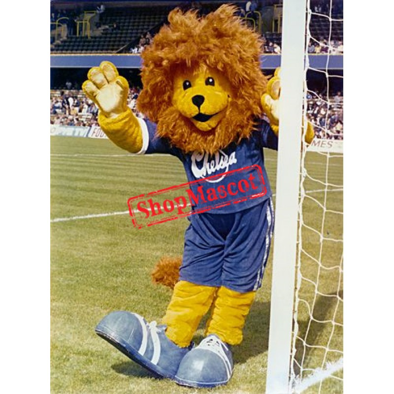 Sport Animal Lion Mascot Costume