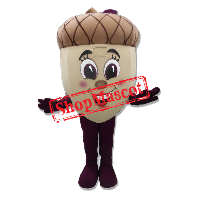 Lovely Acorn Mascot Costume
