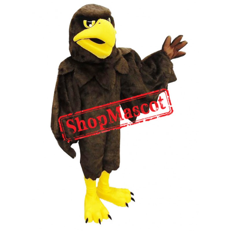Power College Eagle Mascot Costume