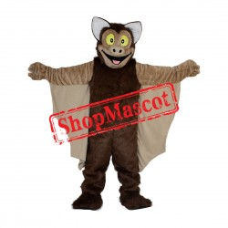 Friendly Bat Mascot Costume