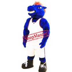 Sport Fierce Horse Mascot Costume