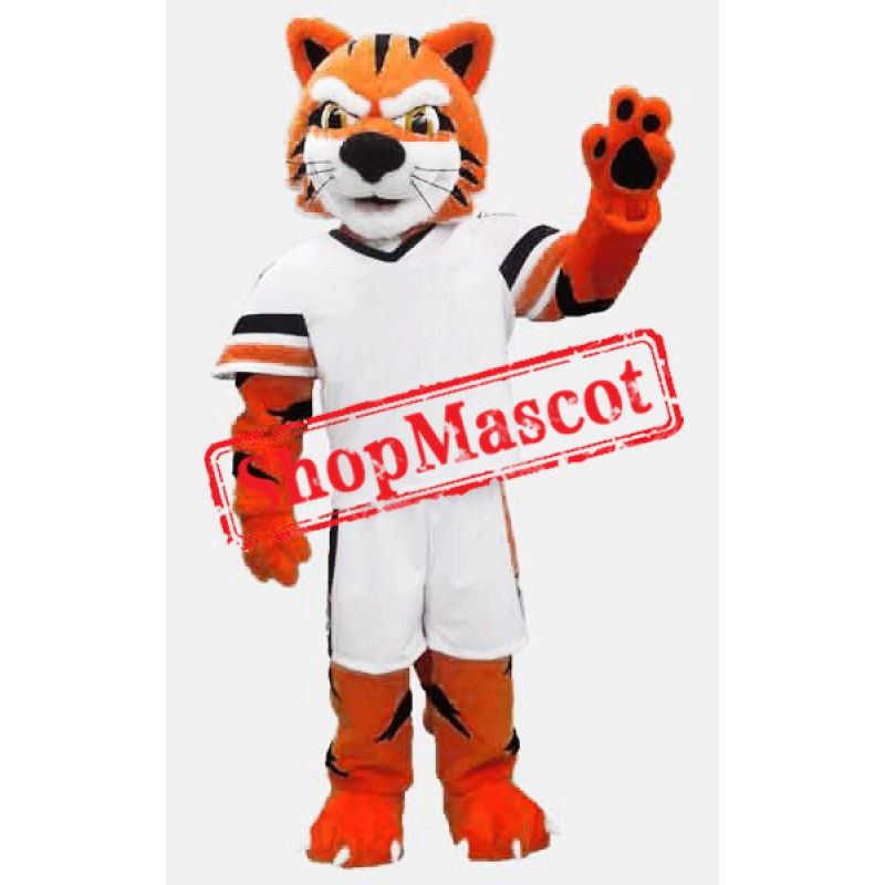 Sport Power Tiger Mascot Costume