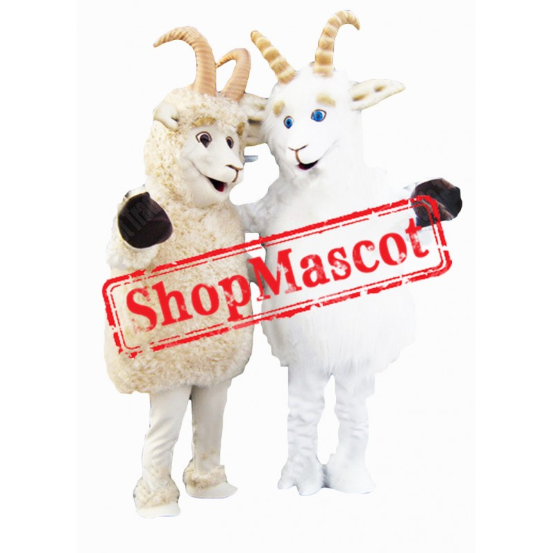 Super Lovely Lightweight Sheep Mascot Costume