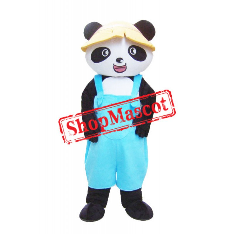 Super Lovely Animal Panda Mascot Costume