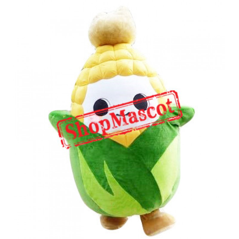 Sweet Corn Mascot Costume