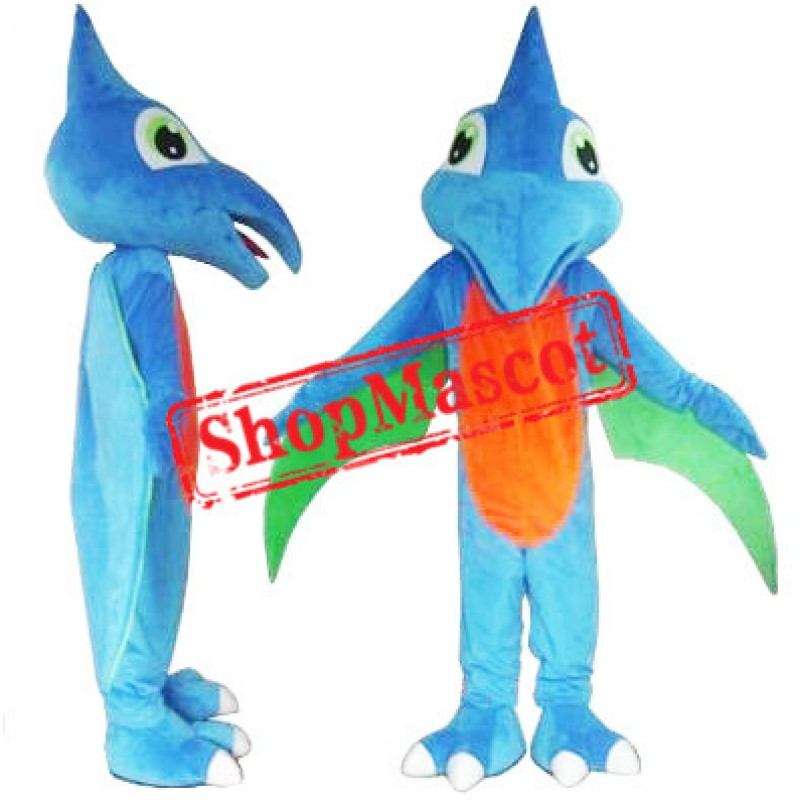 Flying Dragon Mascot Costume