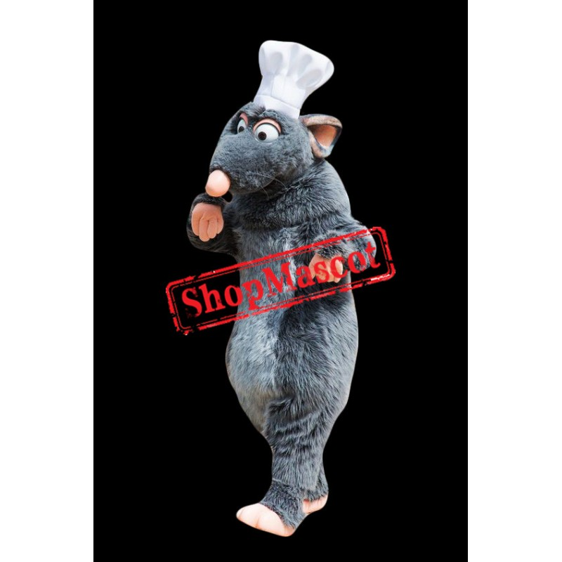 Chef Rat Mascot Costume