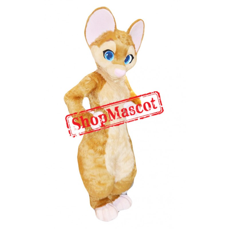 Beautiful Mouse Mascot Costume