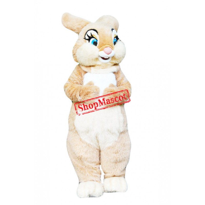 Superb Miss Bunny Mascot Costume