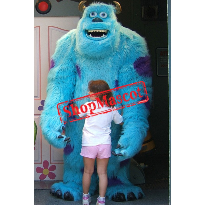 Monsters University Sully Mascot Costume