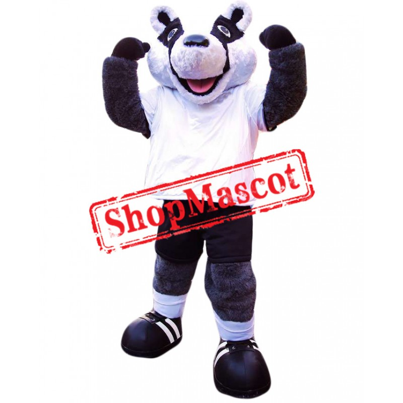 Superb Sport Badger Mascot Costume