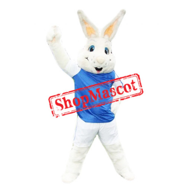 Sport Peter Burrow Rabbit Mascot Costume