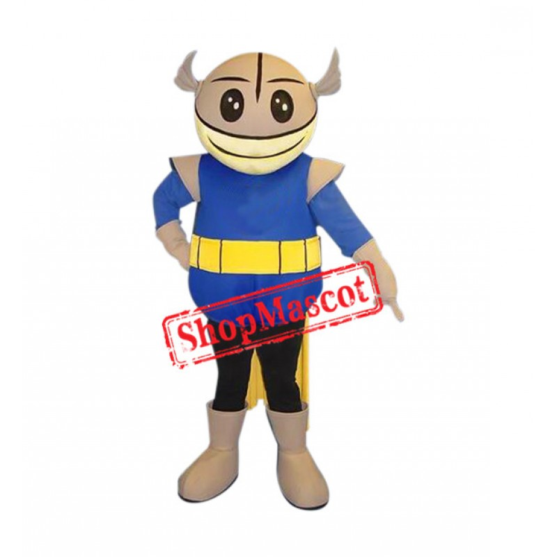 Space Traveler Mascot Costume