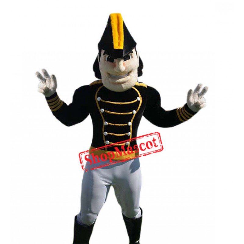 Commodore Mascot Costume