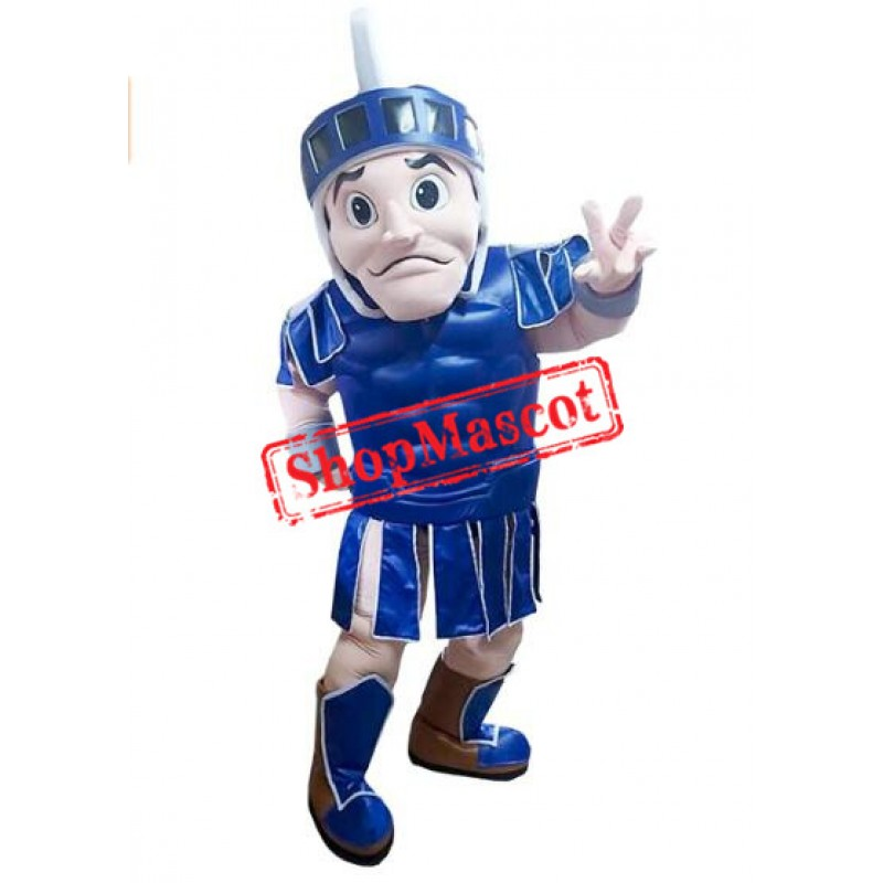Warrior Man Boy Mascot Costume