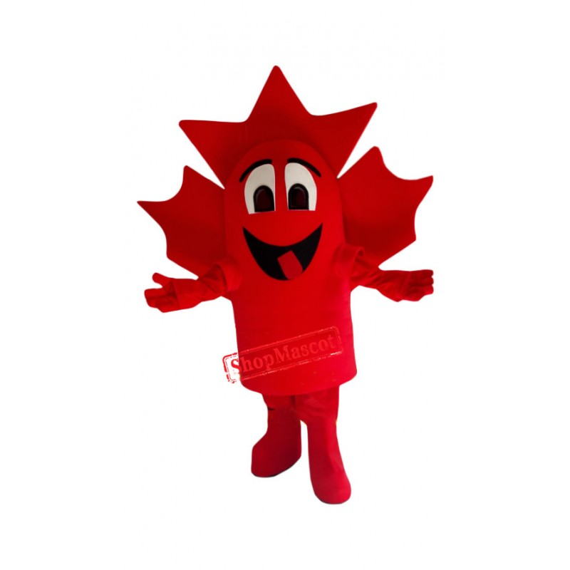 Maple Mascot Costume